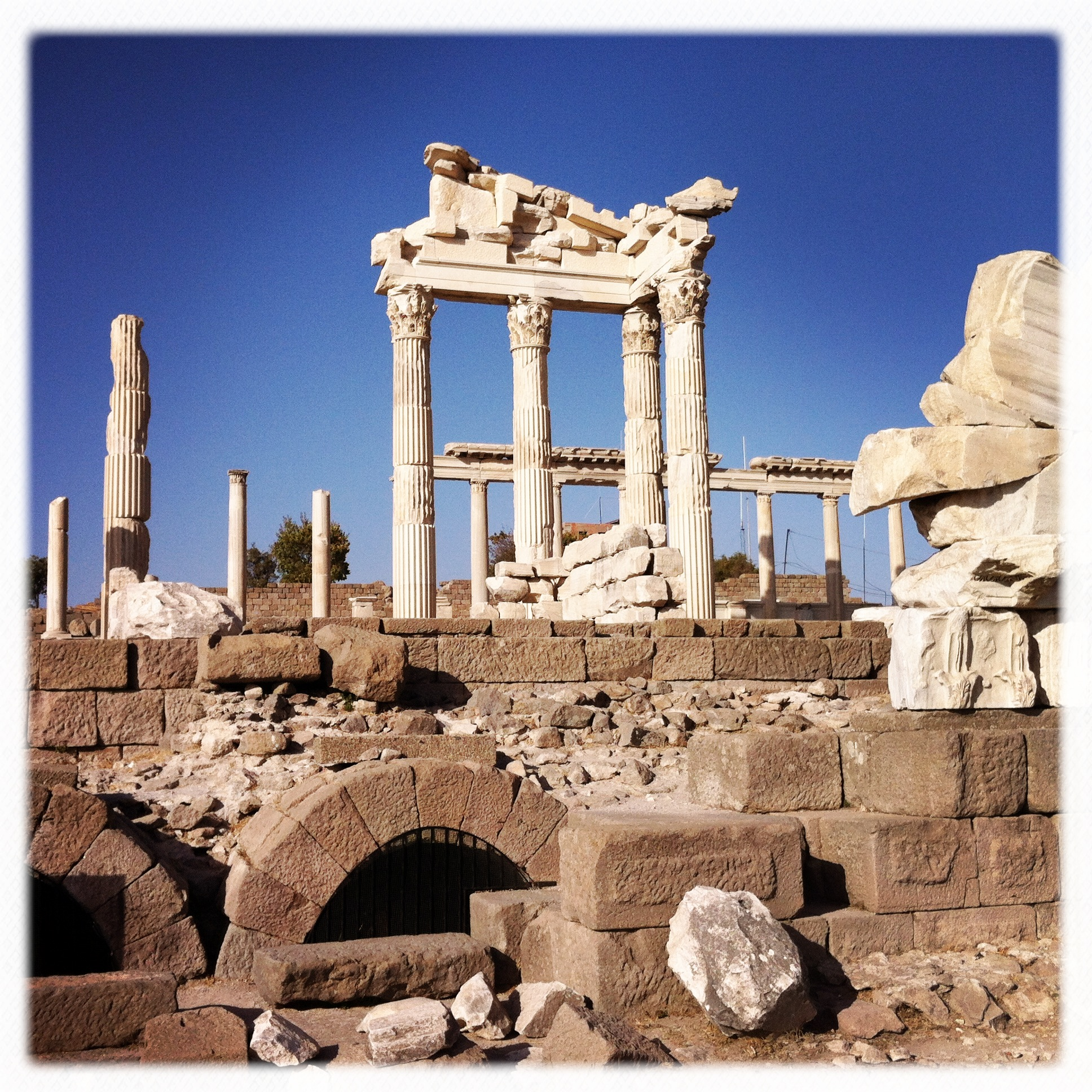Acropoli di Pergamo