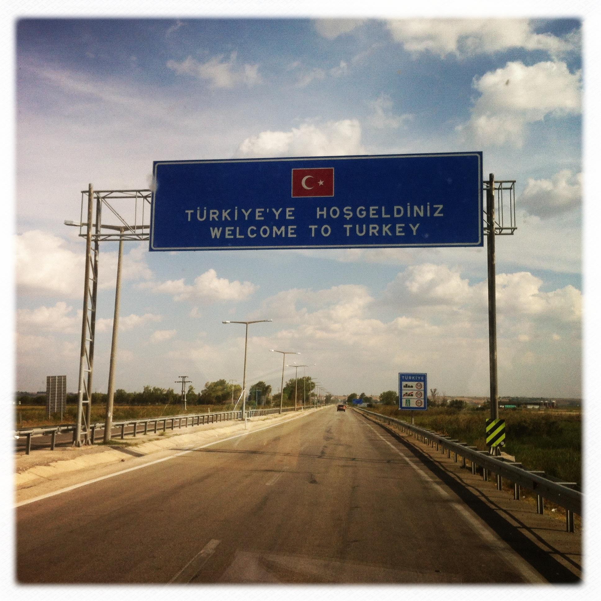 Turchia!