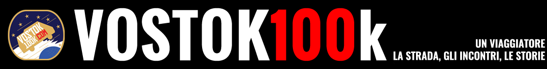 Vostok100k logo